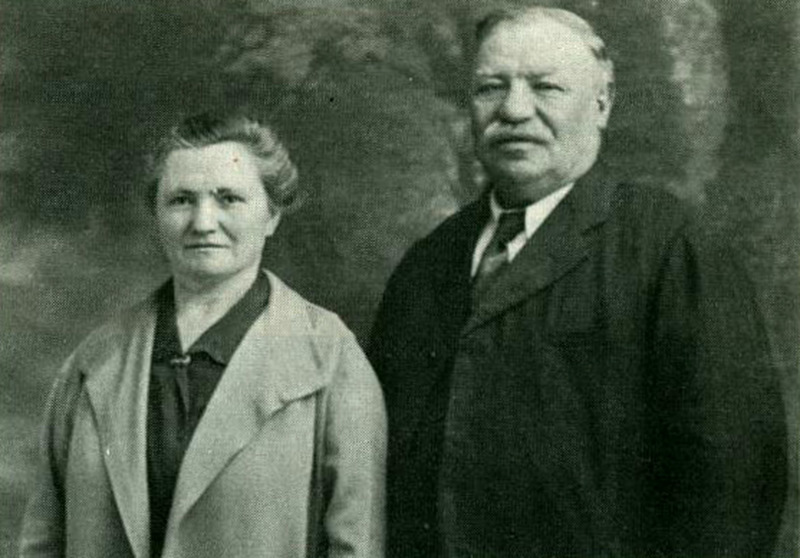 Photo of Incoronata and Joseph DiGiacomo