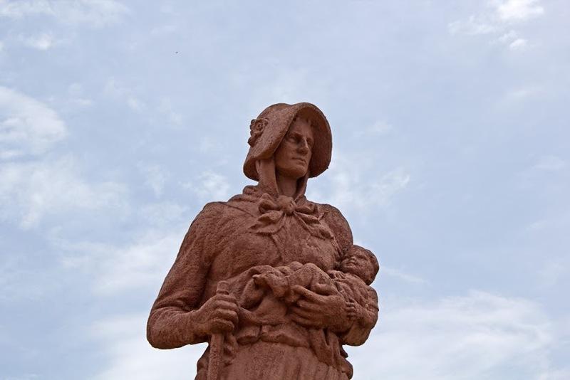 Springfield statue