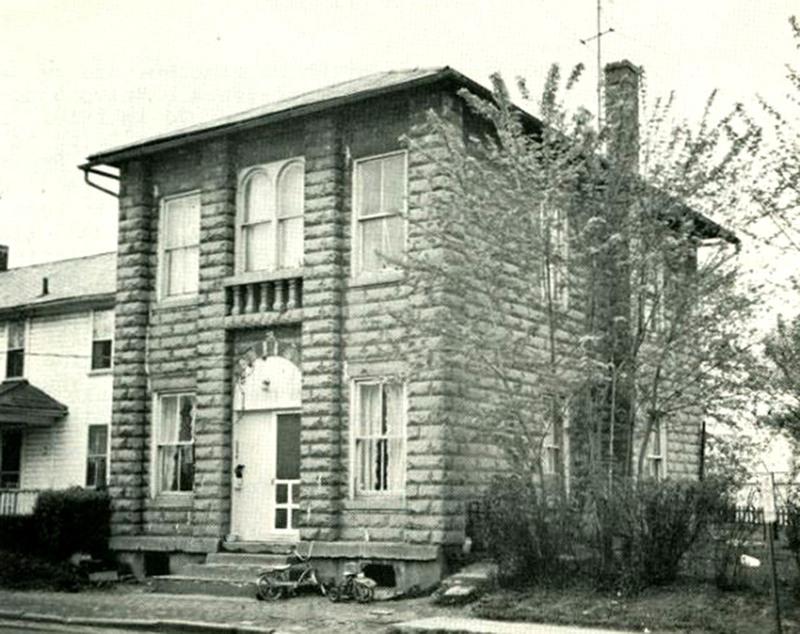 Photo of Italian Society Town Hall 1910