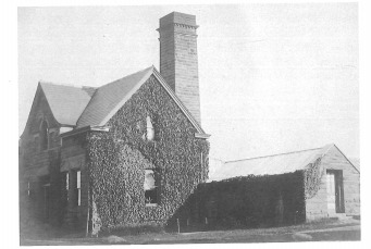 First building on OARDC's Wooster campus, built Spring 1893.