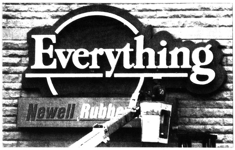 Everything Rubbermaid Becomes Everything Newell Rubbermaid