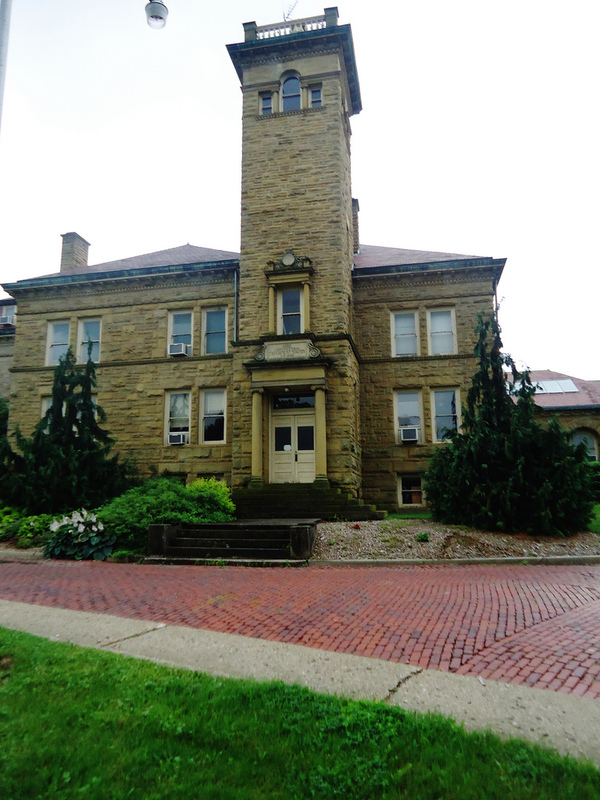OARDC Wooster Campus Main Administration Building 2013