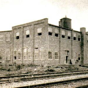 Buckeye Aluminum Company 1914, With Railroad Tracks