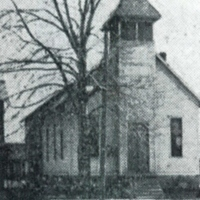 Second Baptist Church on  Vine Street