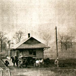 B&O Passenger & Freight Depot, Old
