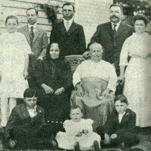 Photo of DiGiacomo Family