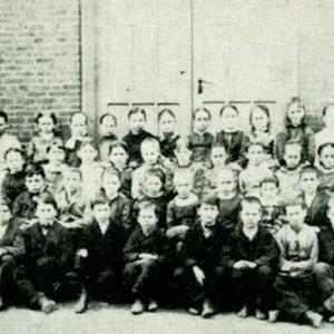 Class Photo St. Mary's 1912