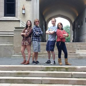 Wooster DH Interns Summer 2015.jpeg