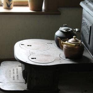 Pioneer stove