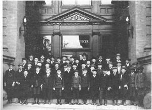 A.B. Graham's First 4-H Club