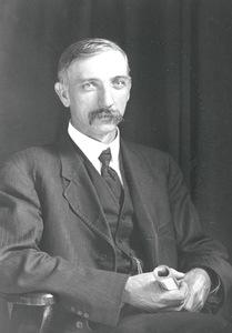 Portrait of A.B. Graham